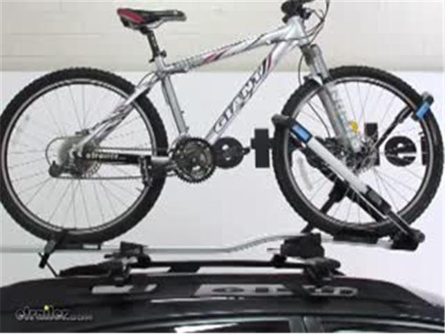 Thule bike rack instructions