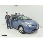 Yakima  Watersport Carriers Review - 2006 Toyota Prius