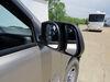 CIPA Custom Towing Mirror - Slip On - Passenger Side Manual 10802 on 2002 Chevrolet Silverado