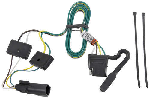 2012 Ford Escape Tow Package Wiring Harness With 4 Pole