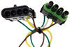 118315 - No Converter Tekonsha Custom Fit Vehicle Wiring