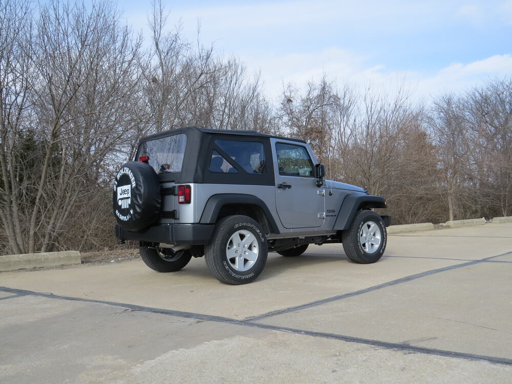 2009 Jeep Wrangler T-One Vehicle Wiring Harness with 4 ...