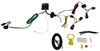 118501 - Custom Fit Tekonsha Trailer Hitch Wiring