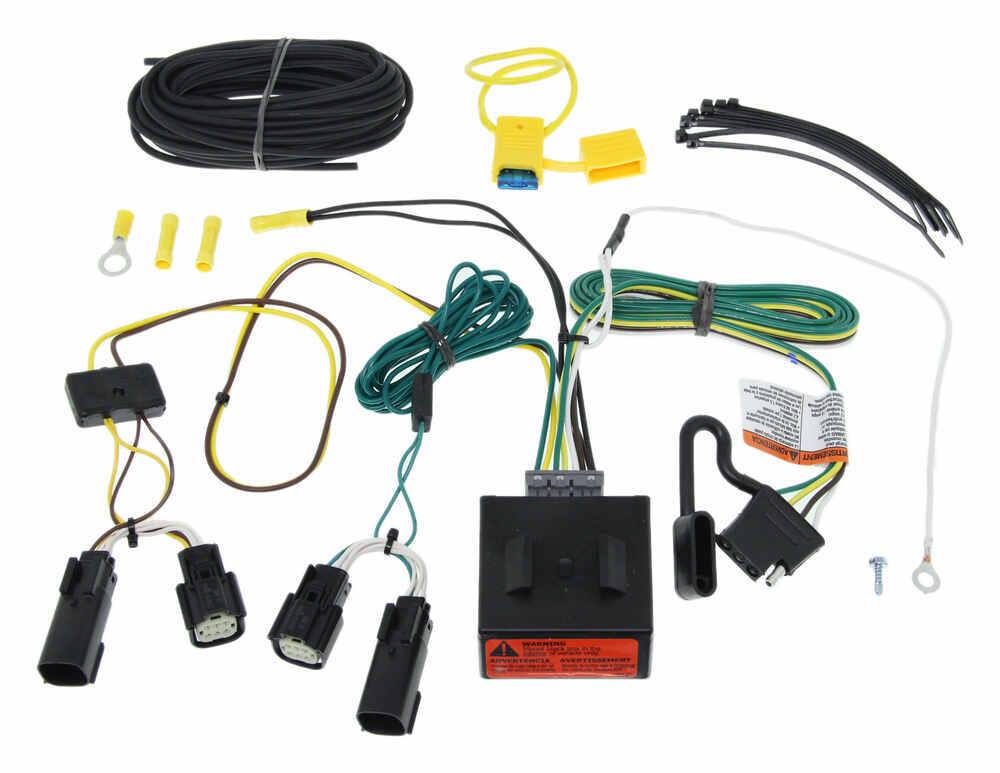 Tekonsha Custom Fit Vehicle Wiring - 118519