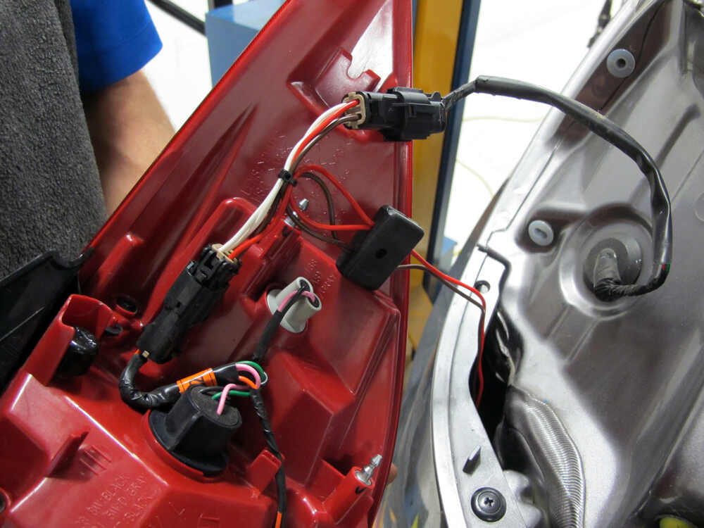 2011 Kia Sportage Custom Fit Vehicle Wiring