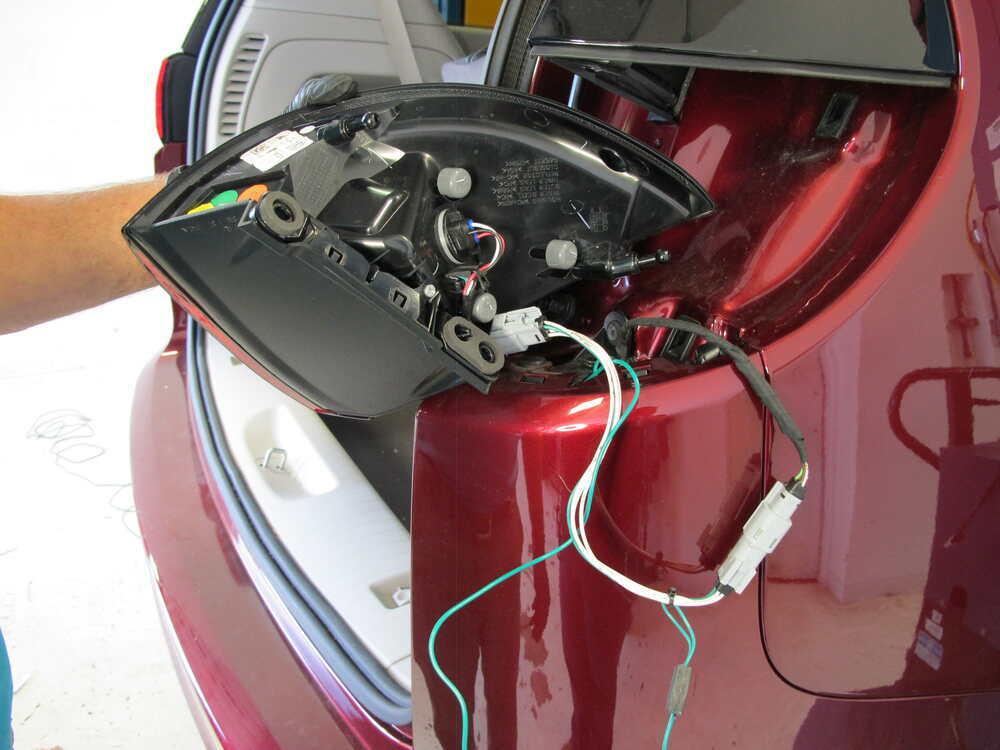 2017 Chrysler Pacifica Custom Fit Vehicle Wiring - Tekonsha