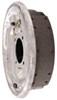 "Demco Hydraulic Drum Brake Assembly - Single Servo - Galvanized - 10"" - Left Hand - 3,500 lbs Brake Assembly 18788"