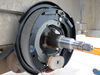 """Dexter Electric Trailer Brake Assembly - 12"""" - Left Hand - 7,000 lbs 7000 lbs 23-180"""