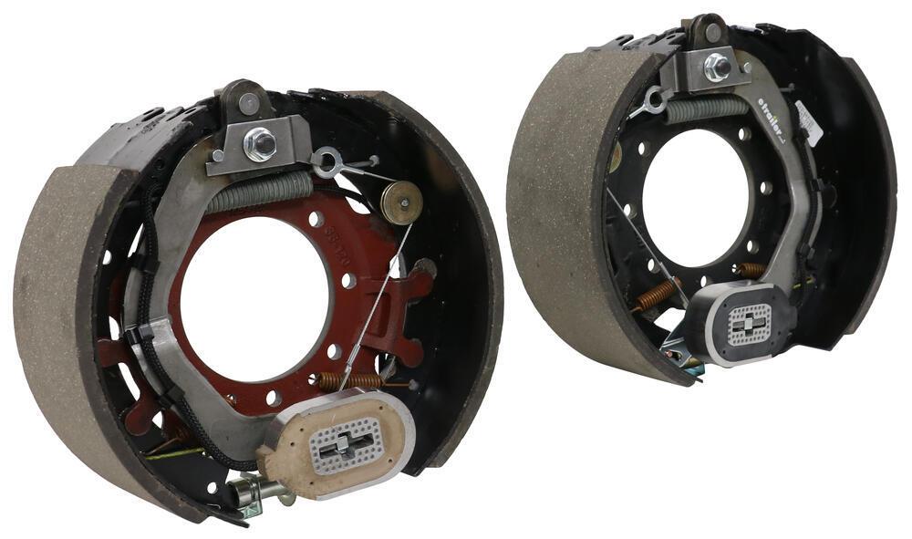 "LH 12-1//4/"" x 5/"" Electric Brake Assembly For 12K /& 15K Dexter Trailer Axles"