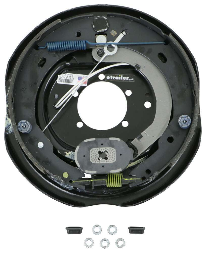 23-459 - Electric Drum Brakes Dexter Axle Accessories and Parts