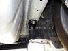 "Draw-Tite Sportframe Trailer Hitch Receiver - Custom Fit - Class I - 1-1/4"" Class I 24920 on 2015 Honda Fit"