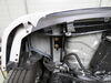 24952 - 2000 lbs GTW Draw-Tite Trailer Hitch on 2017 Toyota Corolla iM