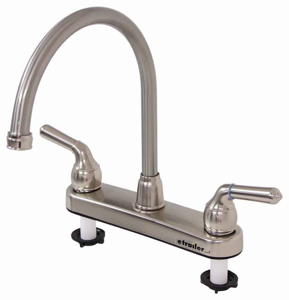Patrick Distribution Satin Nickel RV Faucets - 277-000014