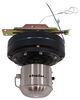 "42"" Hugger Style RV Ceiling Fan for RVs - Brushed Chrome 4 Blades 277-000082"