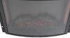 324-000066 - Black Greystone RV Fireplaces