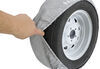 290-9755 - Diamond Plate Adco Tire and Wheel Covers