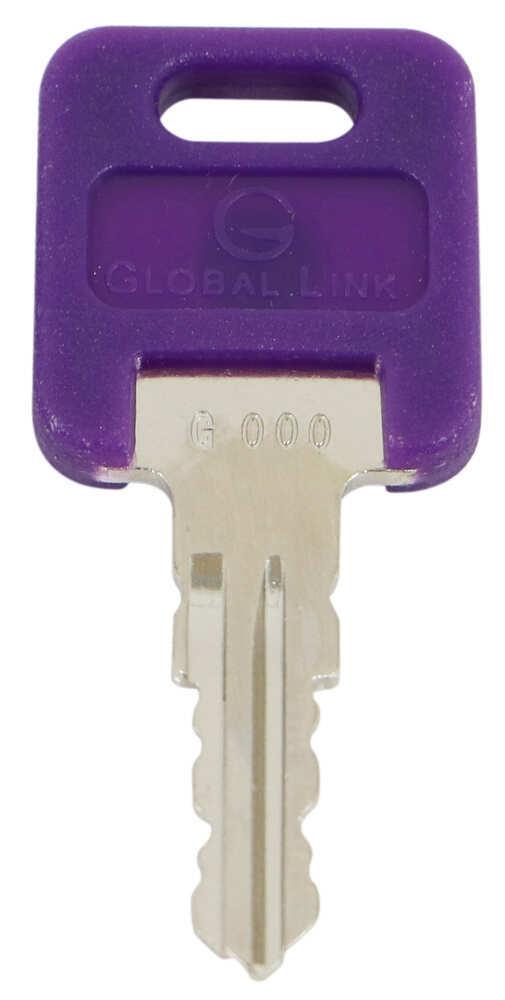 Global Link RV Doors,RV Locks - 295-000051