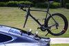 298-BK1910-SV - 1 Bike SeaSucker Trunk Bike Racks
