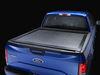 Pace Edwards Switchblade Retractable Hard Tonneau Cover - Aluminum and Vinyl - Black Inside Bed Rails 311-SWF6985