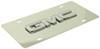 DWD Plastics GMC License Plates and Frames - 316280