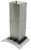 Greystone Stainless Steel w Glass RV Range Hoods - 324-000089