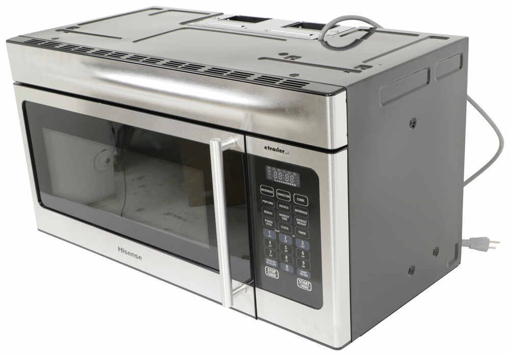 Hisense Over the Range Microwave RV Microwaves - 324-000100