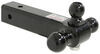 gen-y hitch trailer ball mount three balls class v 21000 lbs gtw 325-gh-064