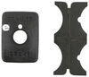 redarc accessories and parts trailer brake controller universal mounting panel for tow-pro elite control knob