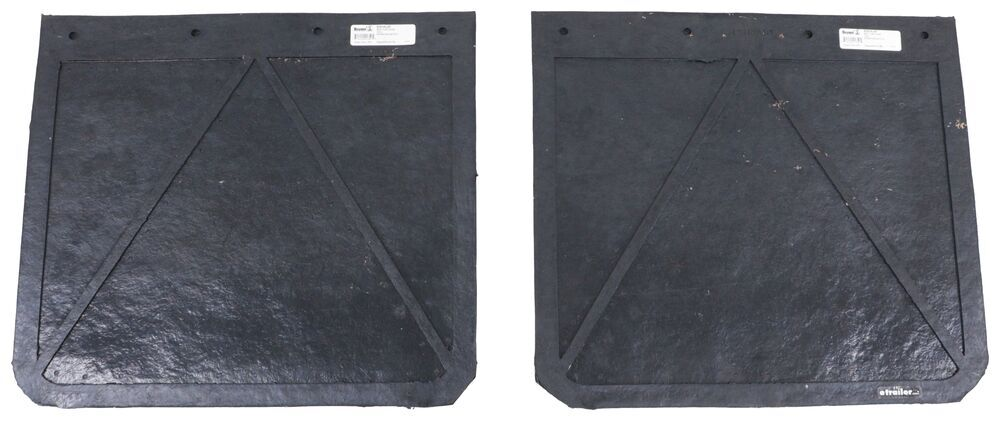 337B2018LSP - 20 Inch Wide Buyers Products Mud Flaps