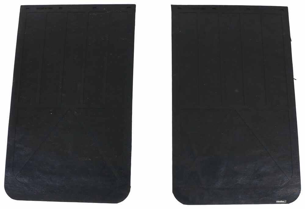 337B40LP - Rubber Buyers Products Mud Flaps