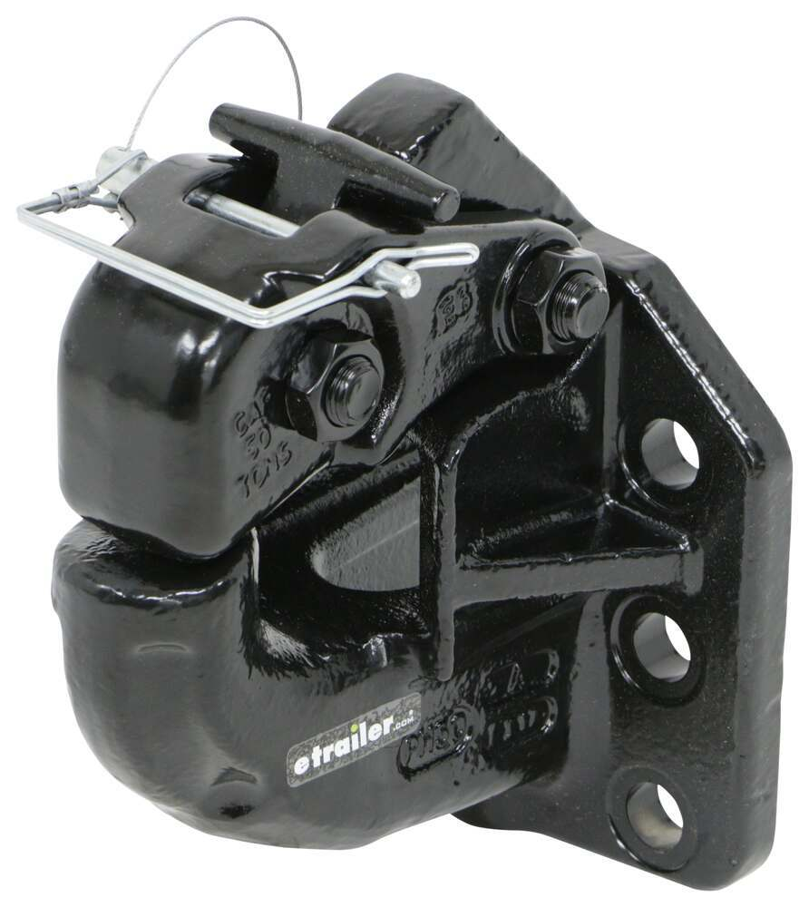 Buyers Products 50 Ton Air Compensated Pintle Hook No Shank 337PH50