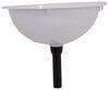 LaSalle Bristol Single Sink RV Sinks - 34416166PW