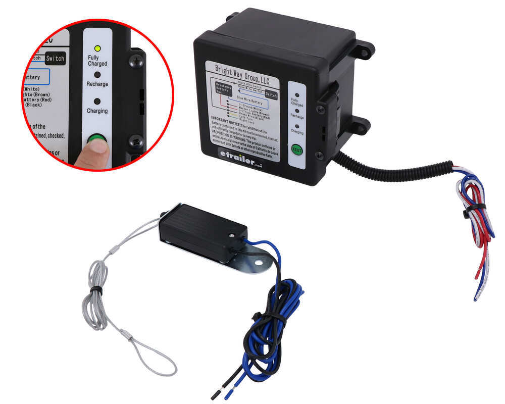 Bright Way Kit with Charger - 3802346