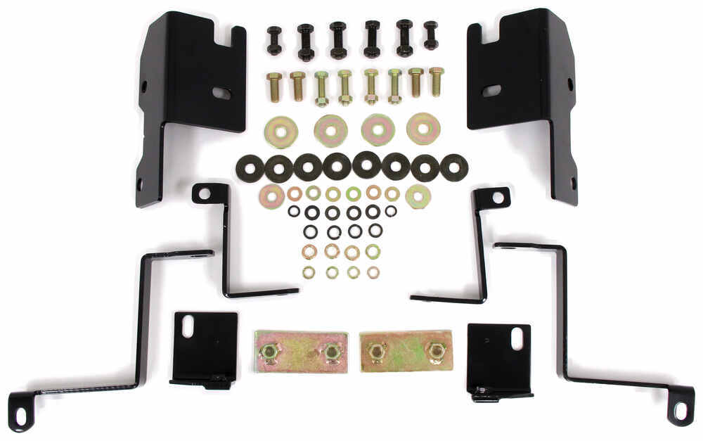 Replacement Hardware Kit for Westin Sportsman Grille Guard - New Style - 45-1390 and 40-1395 Installation Kit 40-139PK