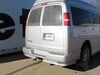 41155 - No Converter Hopkins Custom Fit Vehicle Wiring on 2014 Chevrolet Express Van