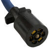 bargman wiring trailer end connector 54006-058