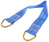 """Erickson Axle Strap with D-Rings - 2"""" Wide x 24"""" Long - 1,650 lbs 0 - 5 Feet Long 58506"""