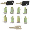 Accessories and Parts 59316 - Lock Cores and Cylinders,Keys - Rola