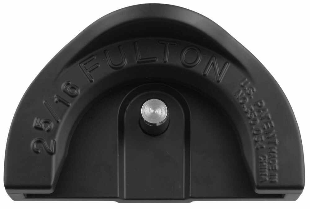 "Fulton 63227 Gorilla Guard Trailer Coupler Lock 2-5//16/"" Ball"