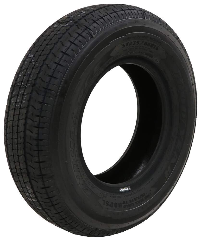 Trailer Tires and Wheels 724858519 - Radial Tire - Goodyear