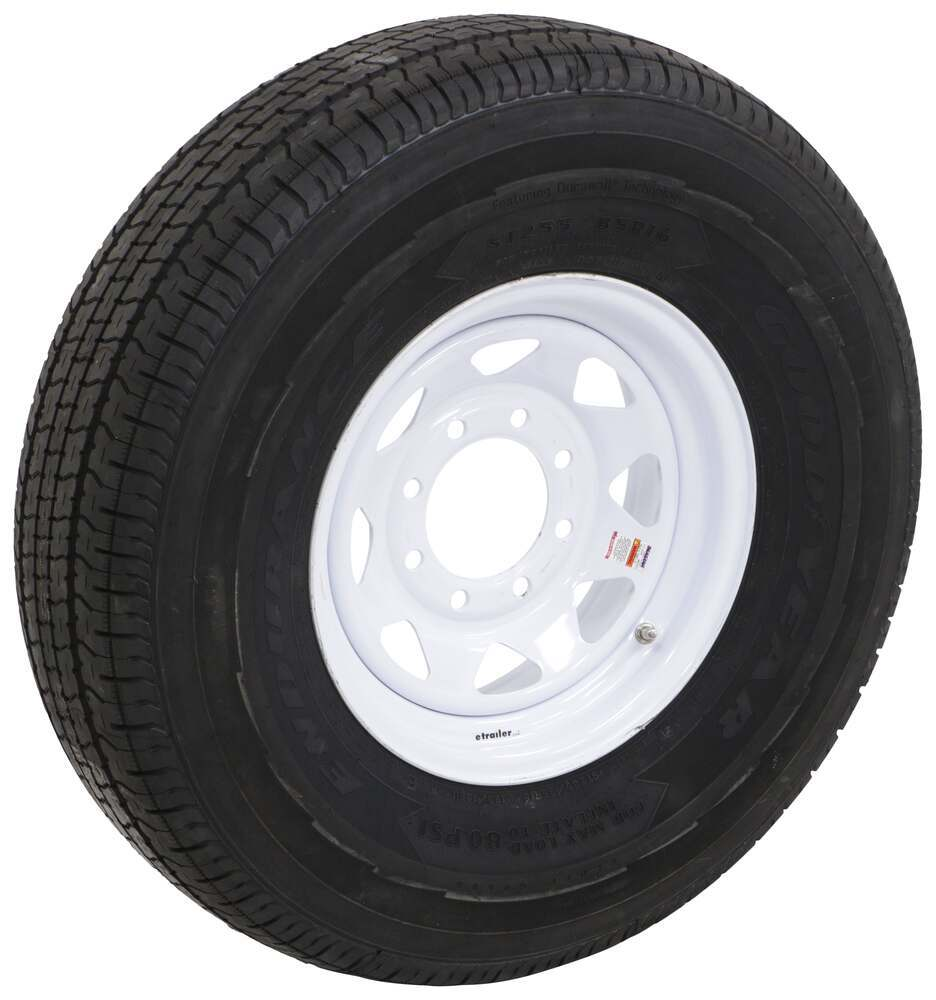 724862519A - Radial Tire Goodyear Trailer Tires and Wheels