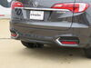 "Draw-Tite Max-Frame Trailer Hitch Receiver - Custom Fit - Class III - 2"" Concealed Cross Tube 75784 on 2016 Acura RDX"