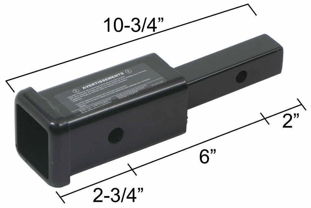 """Buick on Black Class II Trailer 1.25/"""" Trailer Tow Hitch Plug Cover Receiver"""