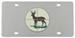Alfred Hitch Cover Hunting and Fishing License Plates