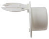 "Valterra Electrical Cable Hatch for RVs - 4-5/16"" Diameter - White White A10-2140VP"