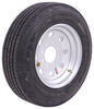 "Provider 215/75R17.5 Radial Tire w/ 17-1/2"" Silver Mod Wheel - Offset - 8 on 6-1/2 - LR H 17-1/2 Inch A215H-8H08"
