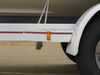 Optronics Trailer Clearance and Side Marker Light - Submersible - Rectangle - Amber Lens Rectangle A91AB