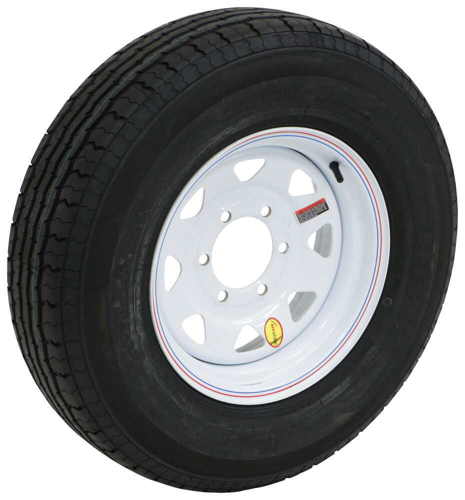AC225R6WSE - Standard Rust Resistance Taskmaster Tire with Wheel