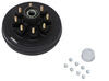 etrailer Hub with Integrated Drum - AKHD-865-7-2-K