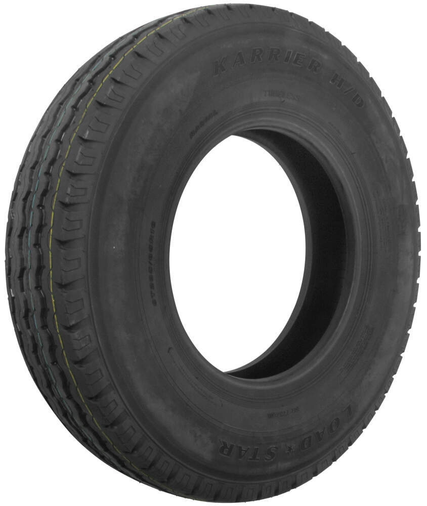 Karrier ST235/85R16 Radial Trailer Tire - Load Range E 235/85-16 AM10295